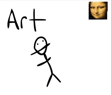 I MADE ART