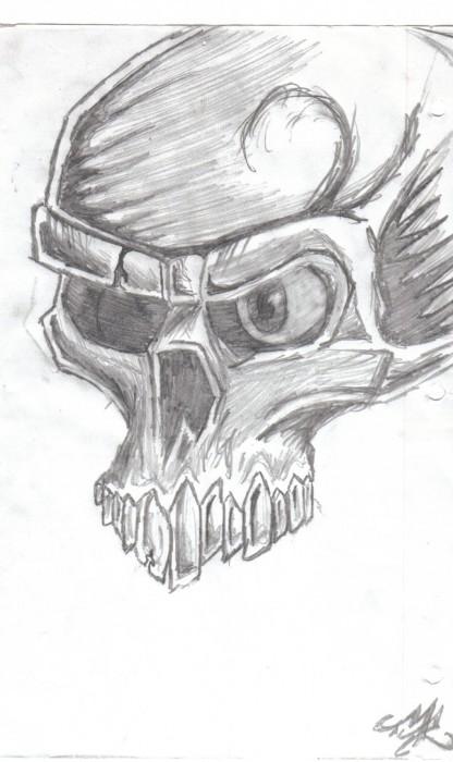 I See Skulls