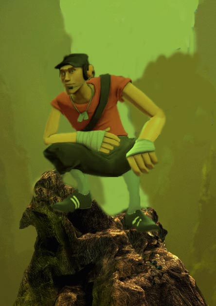 Legacy of Scout: Soul Reaver