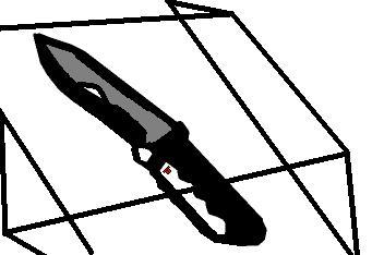 knife that won medal of honor