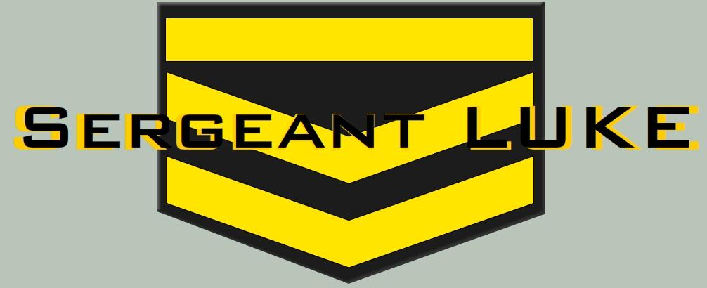 SergeantLuke Logo