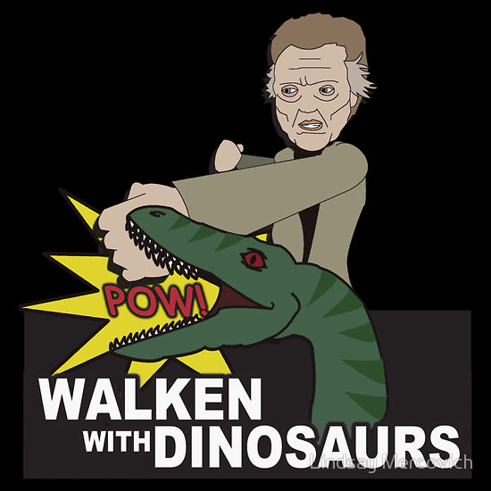 Walken with Dinosaurs