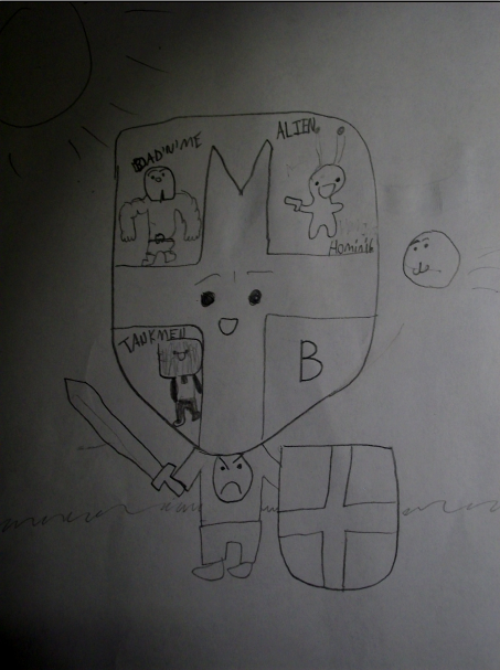 NG castle crasher knight