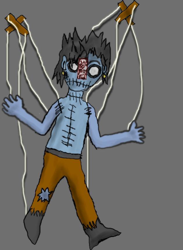 Puppet Zombie