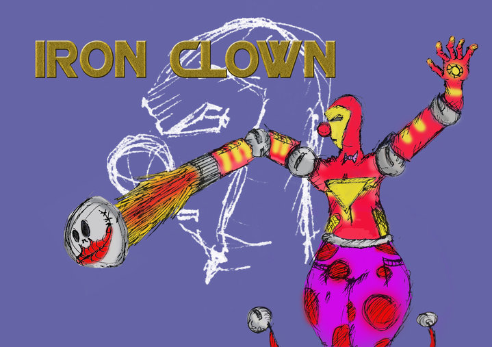 iron clown