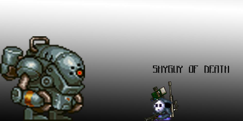 Shy guy of Death