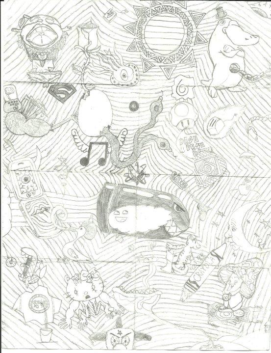 Trippy Doodle 4