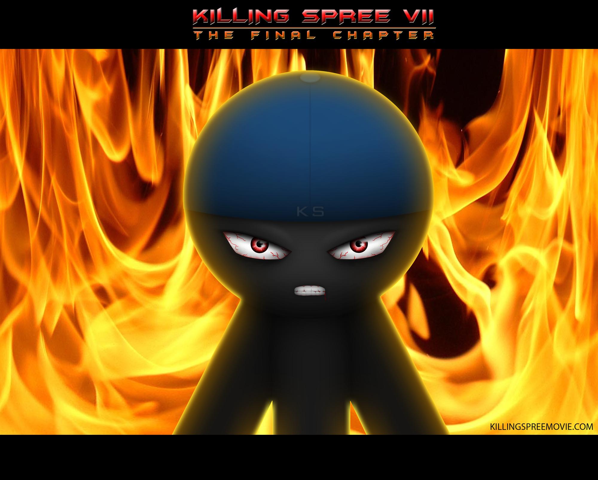 Killing Spree 7 - Movie Poster