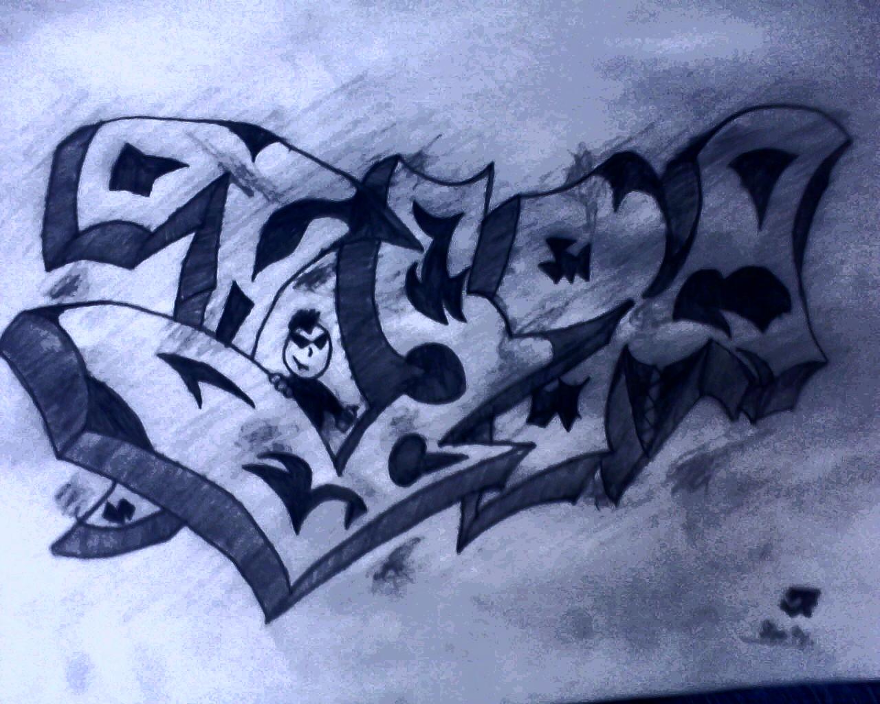TIM GRAFFITI
