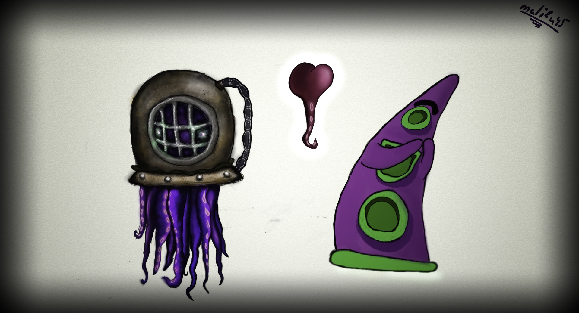 Love of the tentacle