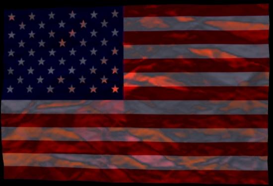 {BT} American Flag