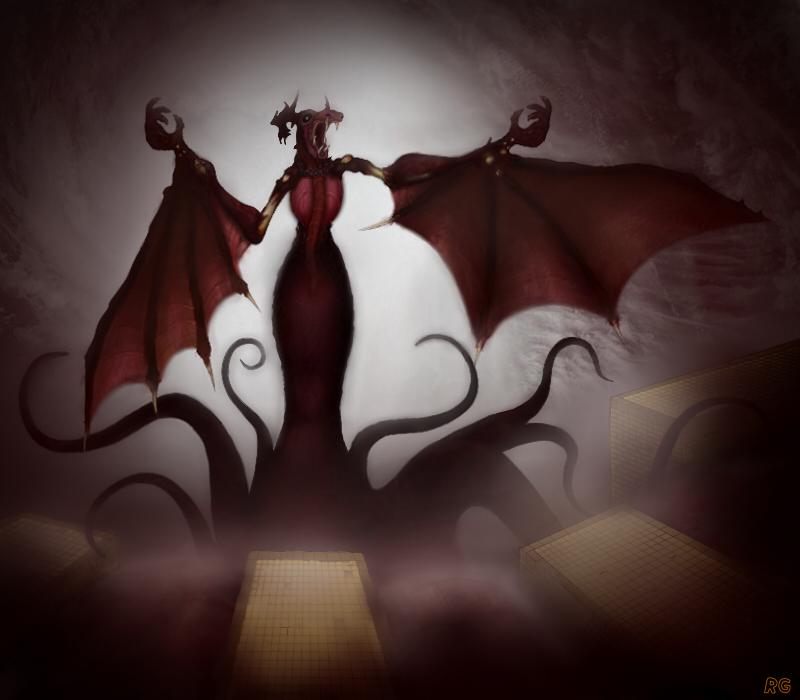 Dragon Lombriz