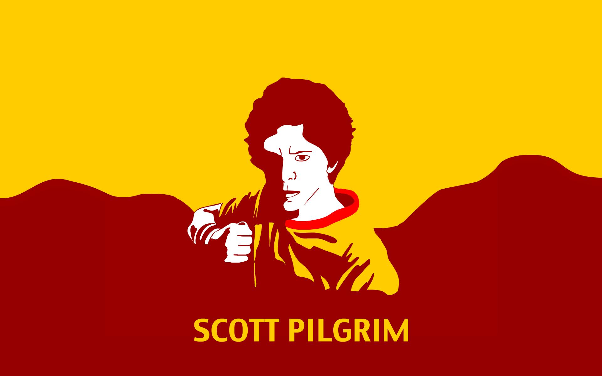 Scott Pilgrim wallpaper