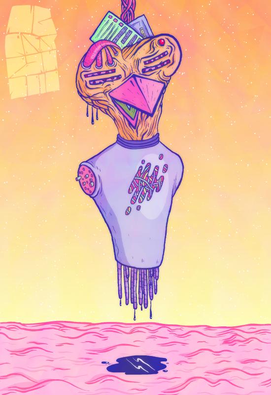 Robo dick