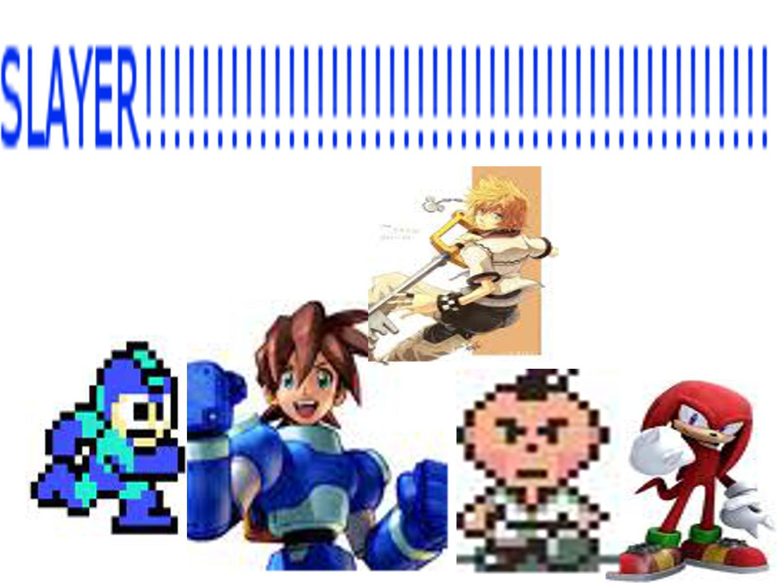 Slayer Heros