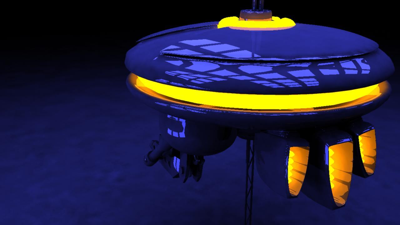 Shiny Drone