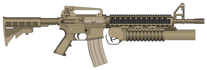 M4+M203