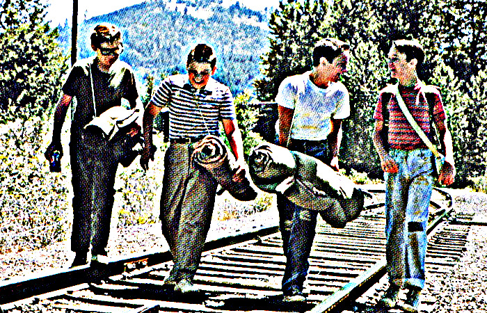 stand by me art