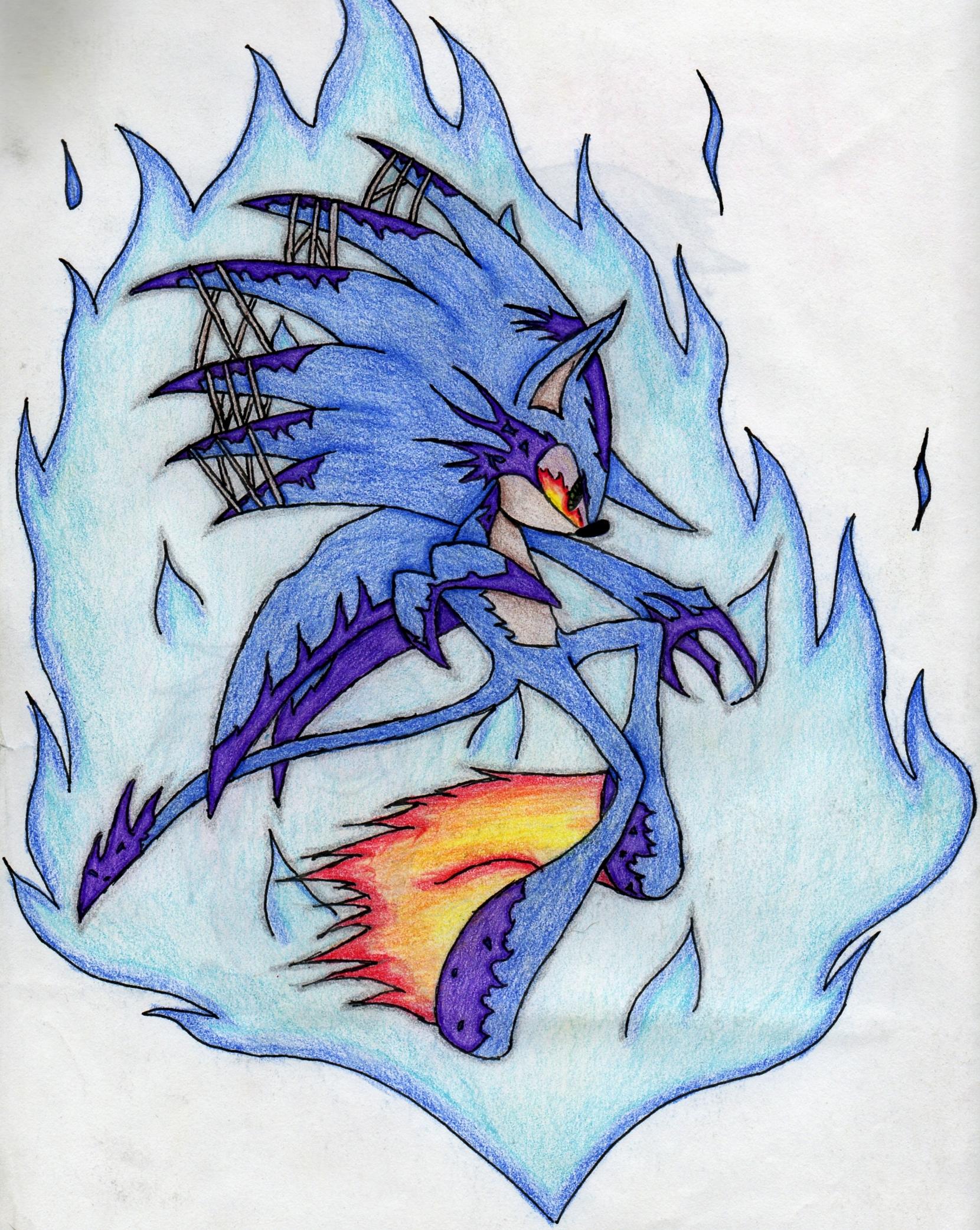 Demon Sonic