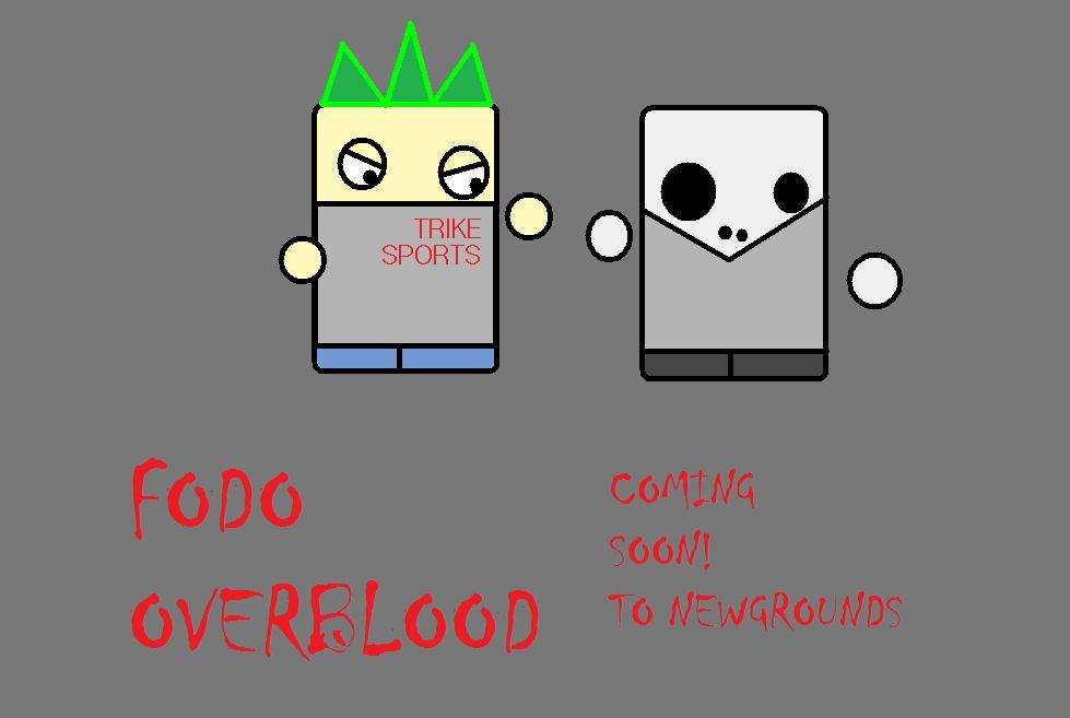 Fodo Bloodbath Poster