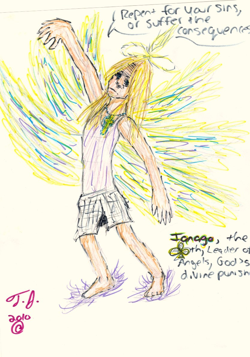 Ianago, New Leader of Angels