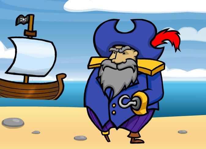 Captain GoldGrubber