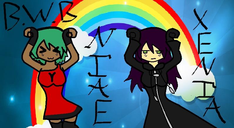Xenia and Niae Caramellen