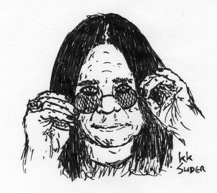 Ozzy's Looking At You
