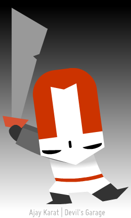 Castle Crashers Red Knight