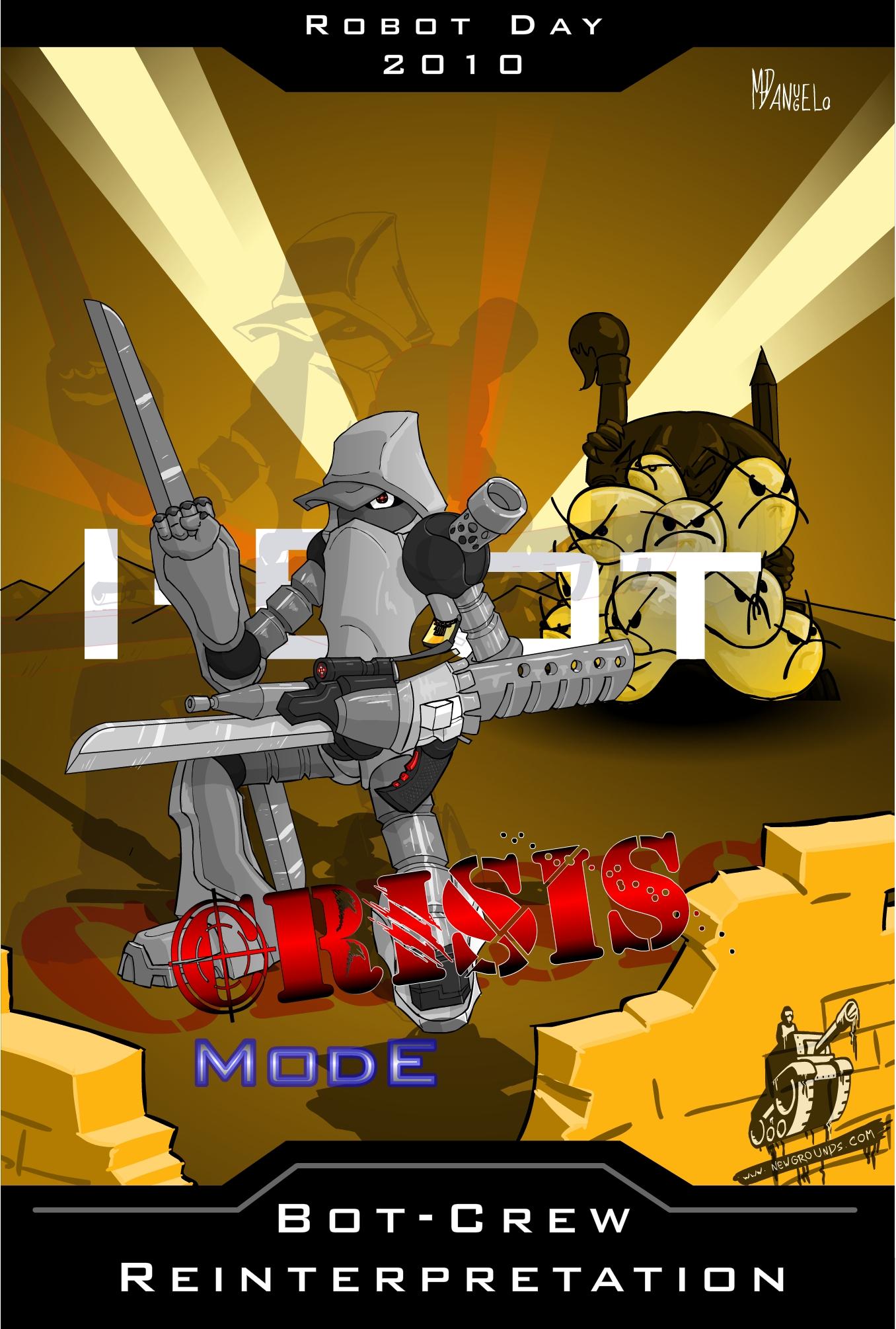 I-Bot (CrisisMode)