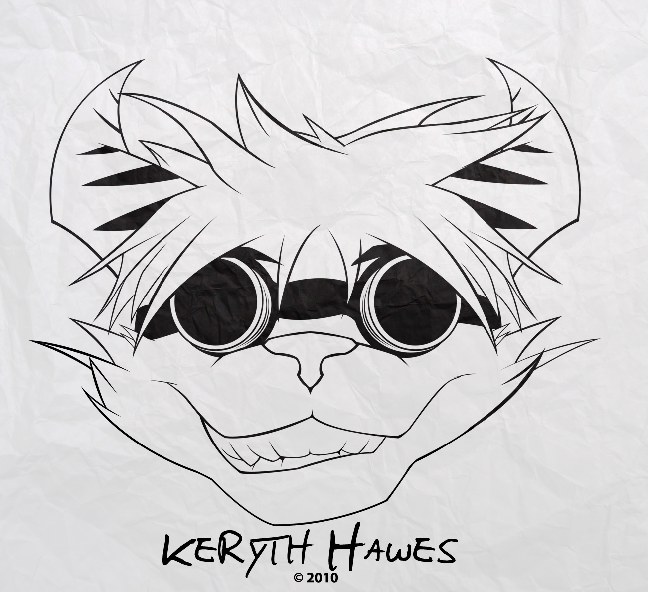 Keryth Logo of 2010