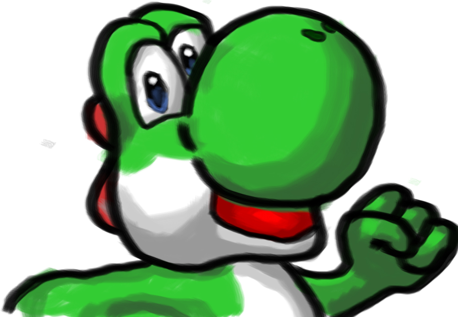 Yoshi :D