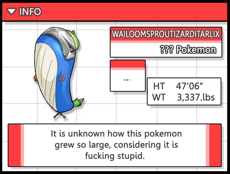 Wailoomsproutizarditarlix
