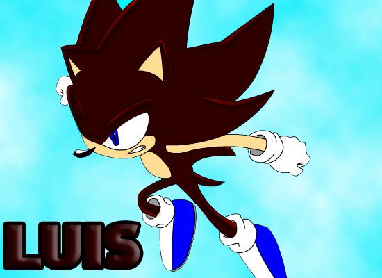 Luis The Hedgehog