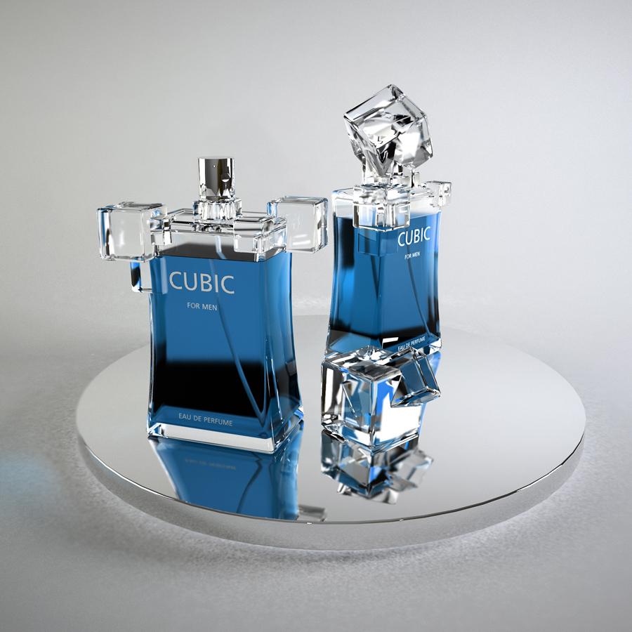 Cubic Perfume