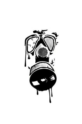 Pure Photoshop - Gas Mask
