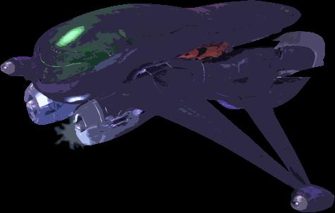 Halo 3 Banshee Concept