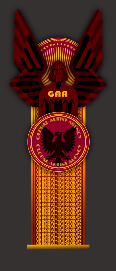 GAA sticker 1
