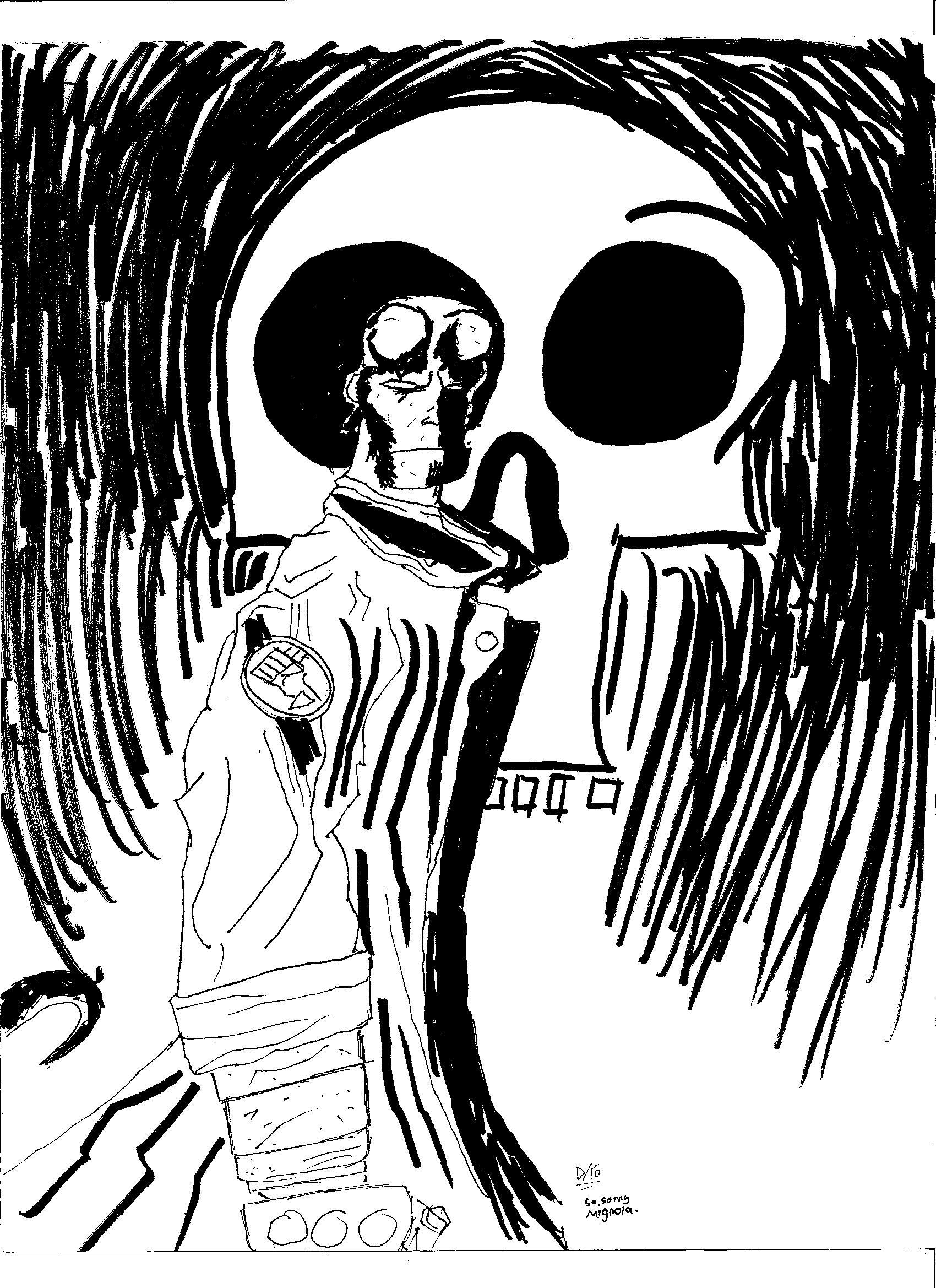 Right Hand of Doom
