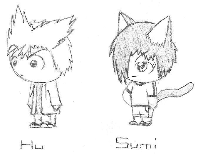 hu and sumi (part 1)