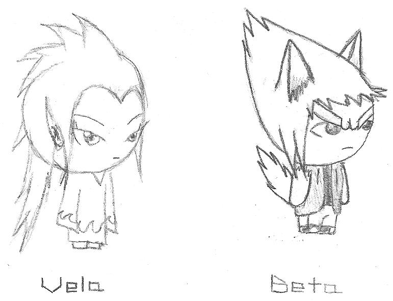 Vela and Beta (part 2)