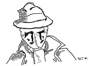 Rorschach Sketch
