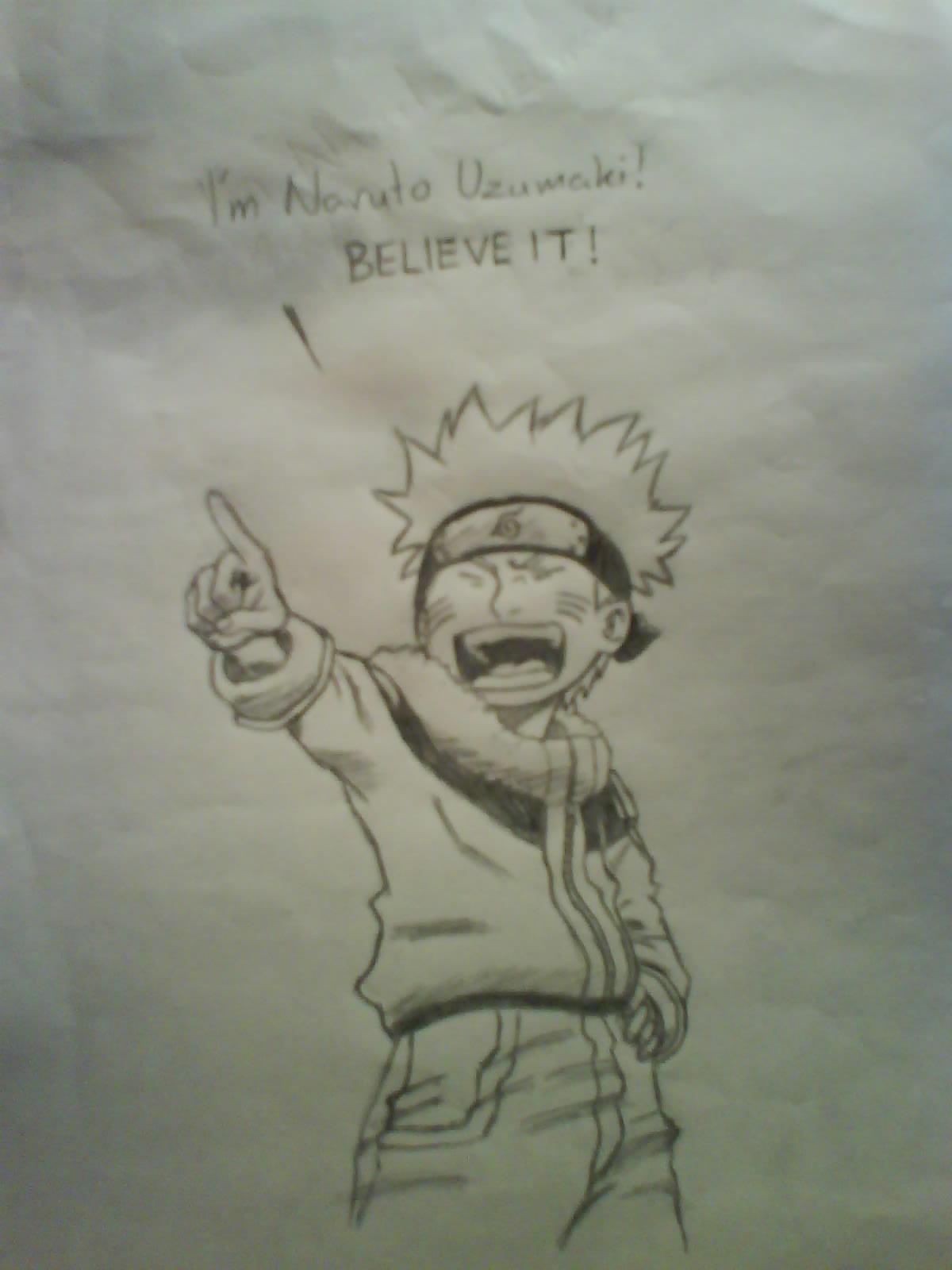 Naruto Uzumaki!