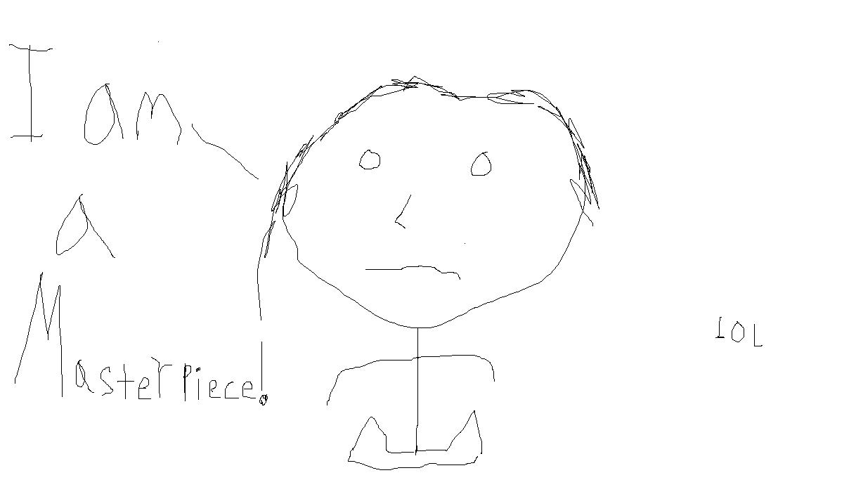 The best drawing known to man!