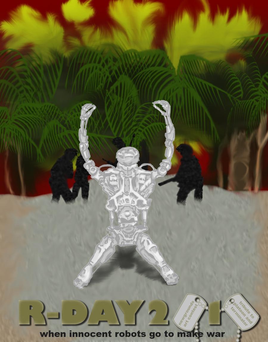 jungle mayhem
