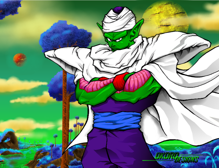 A Namek in Namek