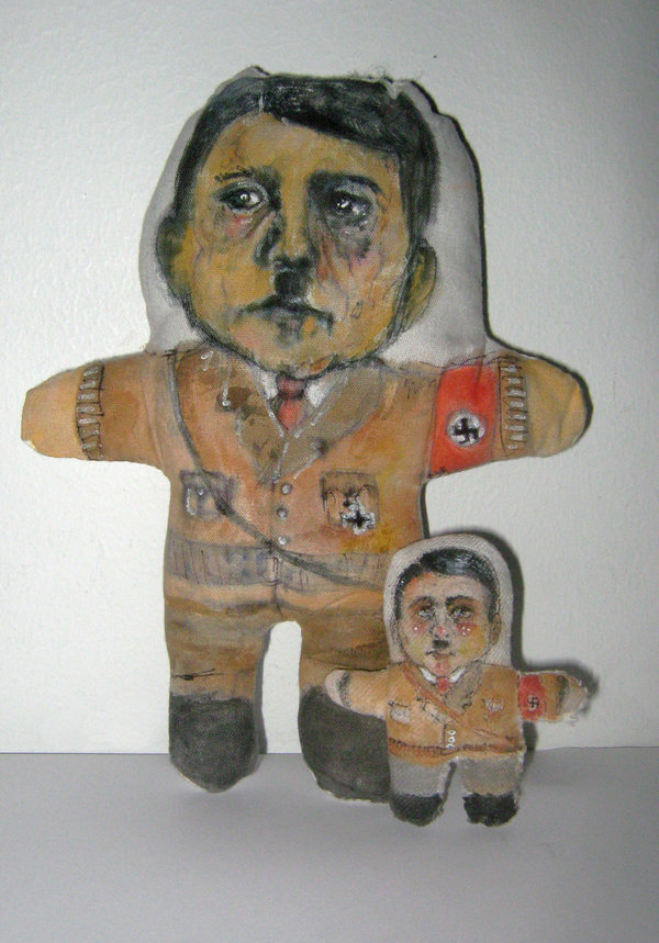 Hitler & his minime