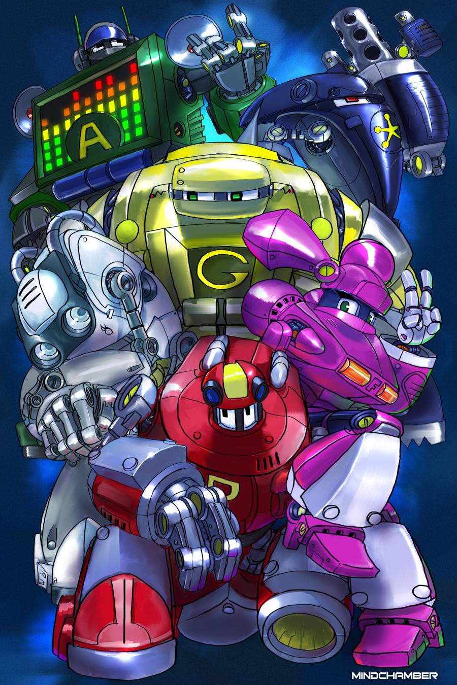 Portal Bot Posse