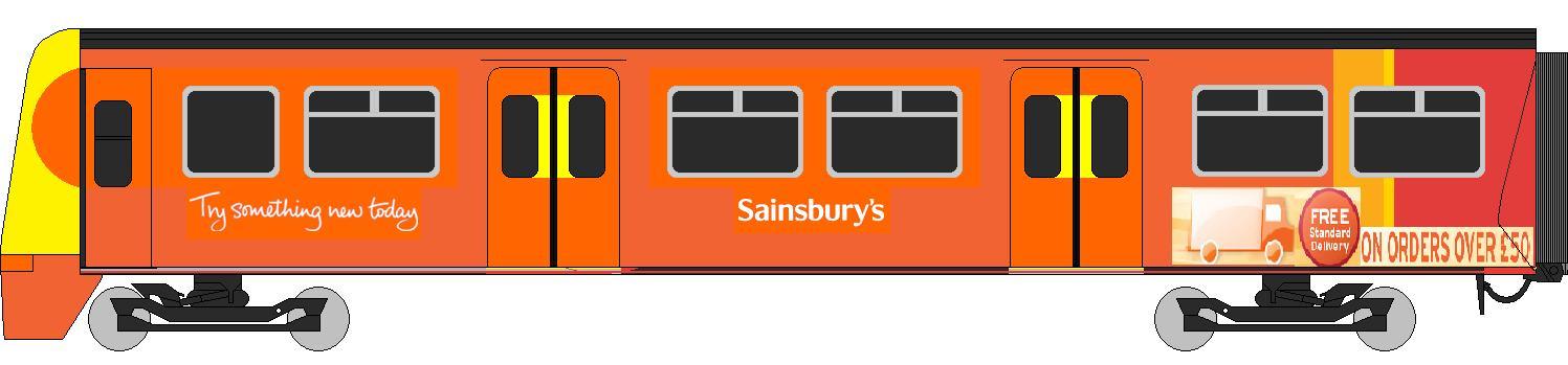 sainsburys train