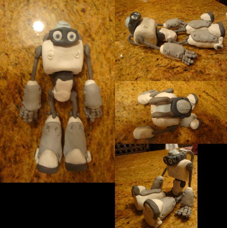 Clay I-Bot